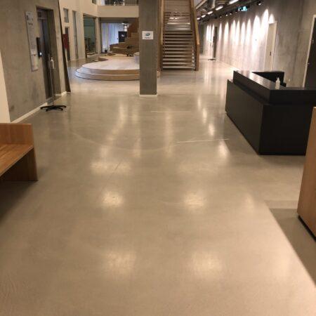 Design / beton gulve